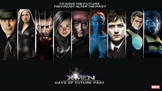 X-MEN フューチャー&パストの画像